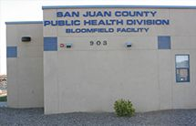 New Mexico Department of Health  Bloomfield Public Health Office