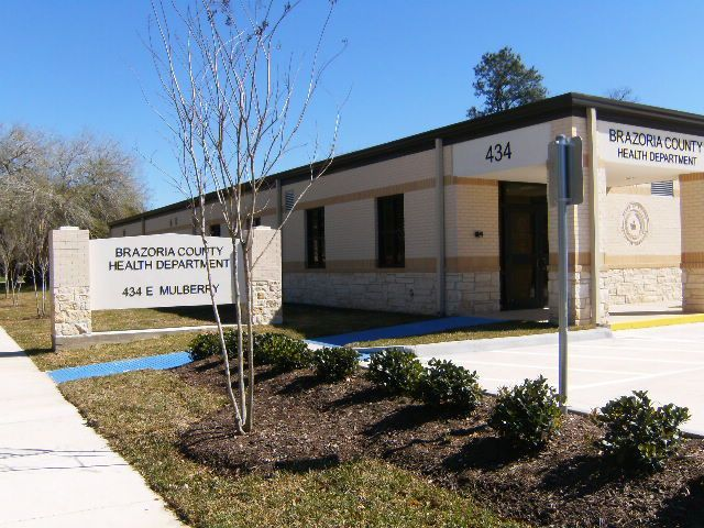 Texas Department of Health Services  Brazoria County