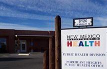 New Mexico Dpt of Health Northeast Heights
