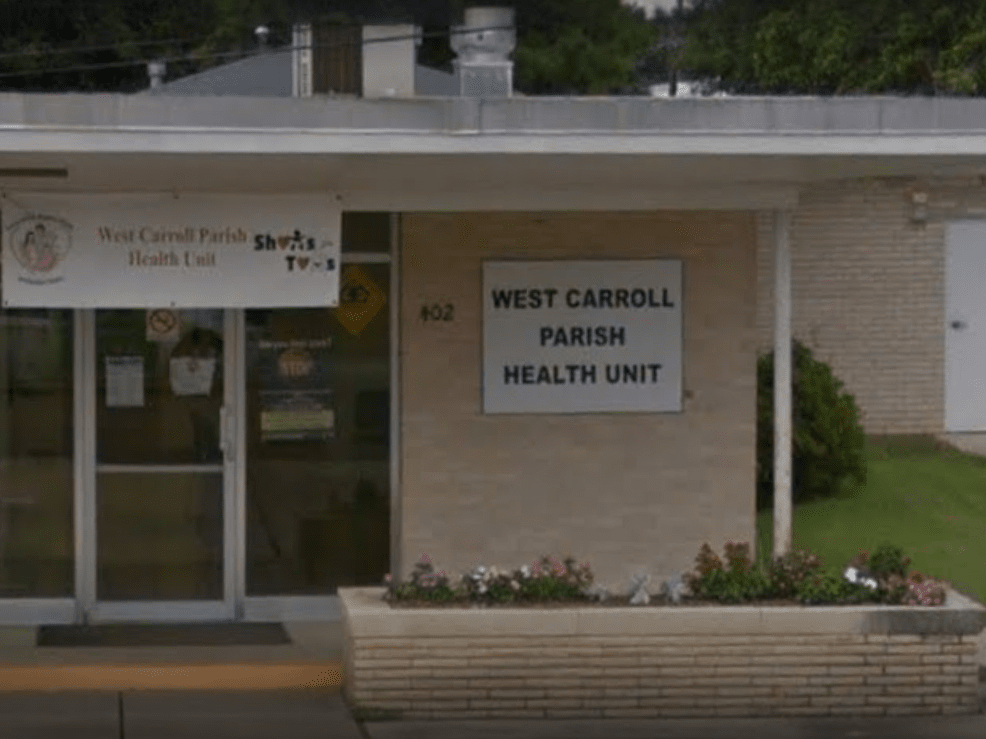Louisiana - West Carroll Parish Health Unit
