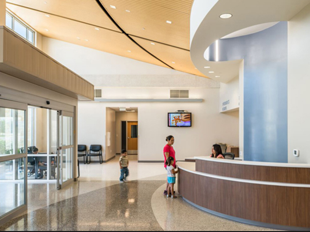 Texas Department of State Health Services  Bastrop Clinic